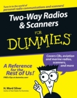 Two-Way Radios and Scanners For Dummies av H. Ward Silver (Heftet)