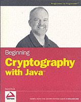 Beginning Cryptography in Java av David Hook (Heftet)