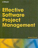 Effective Software Project Management av Robert K. Wysocki (Heftet)