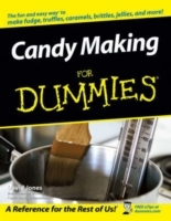Candy Making For Dummies av Steven Holzner (Heftet)