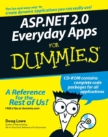ASP.NET 2.0 Everyday Applications For Dummies av B. Salas (Heftet)