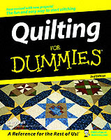 Quilting For Dummies av Cheryl Fall (Heftet)