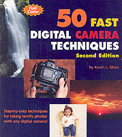 50 Fast Digital Camera Techniques with Photoshop Elements 3 av Gregory Georges og Kevin L. Moss (Heftet)