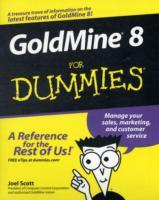 GoldMine 8 For Dummies av Joel Scott (Heftet)