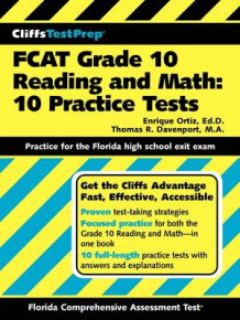 FCAT Grade 10 Reading and Math av Enrique Ortiz og Thomas R. Davenport (Heftet)
