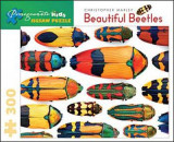 Omslag - Beautiful Beetles 300-Piece Jigsaw Puzzle Jk004