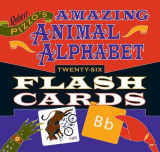 Omslag - Robert Pizzo's Amazing Animal Alphabet Flash Cards (Set Of 6)