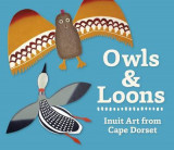 Omslag - Owls and Loons Board Book A260