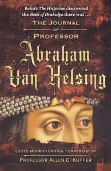 Journal of Professor Abraham V av Allen Kupfer (Heftet)