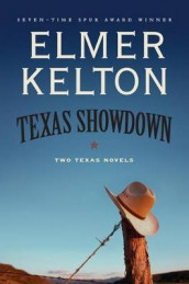 Texas Showdown av Elmer Kelton (Heftet)