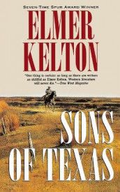 Sons of Texas av Elmer Kelton (Heftet)