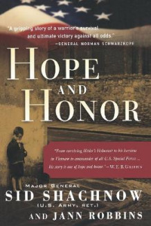 Hope and Honor av Sidney Shachnow og Jann Robbins (Heftet)