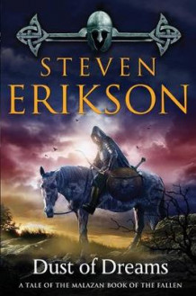 Dust of Dreams av Steven Erikson (Heftet)