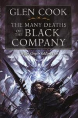 Omslag - The Many Deaths of the Black Company