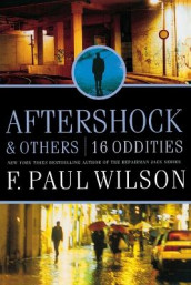 Aftershock & Others av F Paul Wilson (Heftet)