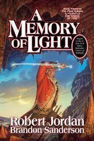 Memory of light av Robert Jordan (Innbundet)