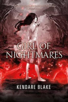 Girl of Nightmares av Kendare Blake (Innbundet)
