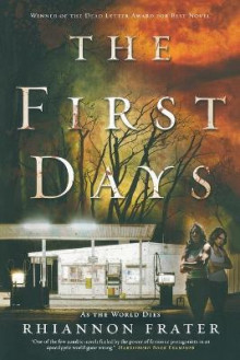 The First Days (as the World Dies, Book One) av Rhiannon Frater (Heftet)