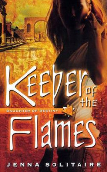 Keeper of the Flames av Jenna Solitaire (Heftet)