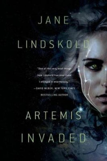 Artemis Invaded av Jane Lindskold (Innbundet)