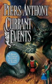 Currant Events av Piers Anthony (Heftet)