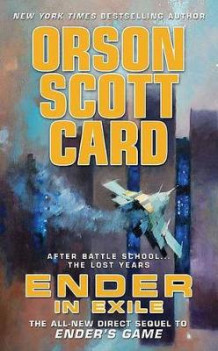 Ender in exile av Orson Scott Card (Heftet)