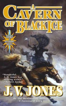 A Cavern of Black Ice av J V Jones (Heftet)