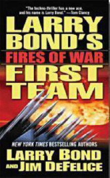 Fires of War av Larry Bond (Heftet)