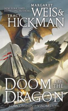 Doom of the Dragon av Margaret Weis og Tracy Hickman (Heftet)