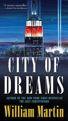 City of Dreams av William Martin (Heftet)