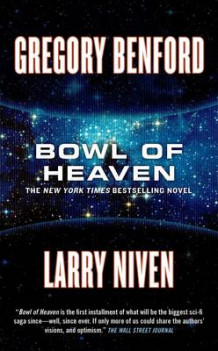 Bowl of Heaven av Gregory Benford og Larry Niven (Heftet)