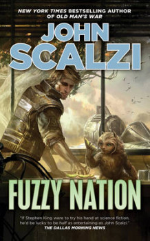 Fuzzy Nation av John Scalzi (Heftet)