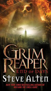 Grim Reaper: End of Days av Steve Alten (Heftet)