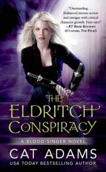 The Eldritch Conspiracy av Cat Adams (Heftet)