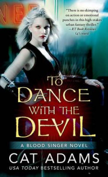 To Dance with the Devil av Cat Adams (Heftet)