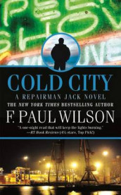 Cold City av F Paul Wilson (Heftet)