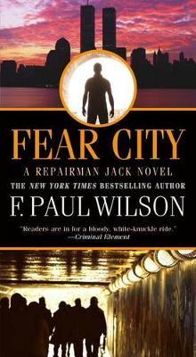 Fear City av F Paul Wilson (Heftet)