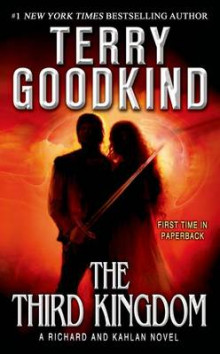 The third kingdom av Terry Goodkind (Heftet)