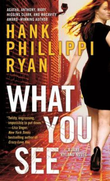 What You See av Hank Phillippi Ryan (Heftet)