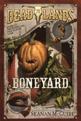 Omslag - Deadlands: Boneyard