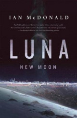 Omslag - Luna: New Moon
