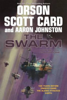 The Swarm av Orson Scott Card og Aaron Johnston (Innbundet)