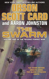 The Swarm av Orson Scott Card og Aaron Johnston (Heftet)
