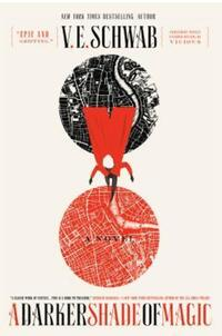 A Darker Shade of Magic av V E Schwab (Innbundet)