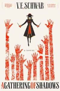 A Gathering of Shadows av V E Schwab (Innbundet)