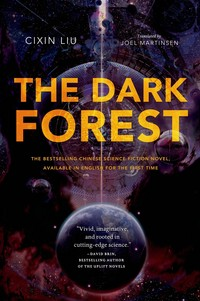 The Dark Forest av Cixin Liu (Innbundet)