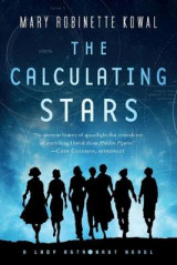 Omslag - The Calculating Stars