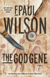 The God Gene av F Paul Wilson (Innbundet)