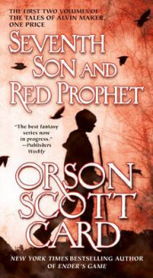 Seventh Son and Red Prophet av Orson Scott Card (Heftet)