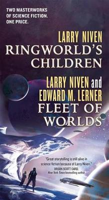 Ringworld's Children and Fleet of Worlds av Larry Niven og Edward M Lerner (Heftet)